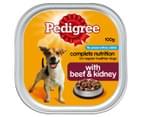 12 x Pedigree Complete Nutrition w/ Beef & Kidney 100g 2