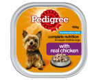 12 x Pedigree Complete Nutrition w/ Real Chicken 100g 2