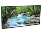Soft Waterfalls 50x25cm Framed Wall Art 2