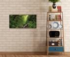 Romantic Rainforest 50x25cm Framed Wall Art 3