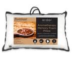 Ardor Aromatherapy Memory Foam Pillow - Sandalwood 3