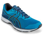 ASICS Men's GEL-Galaxy 9 Shoe - Blue Jewel/Black/Poseidon 2