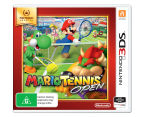 Nintendo 3DS Selects: Mario Tennis Open Game 1