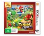 Nintendo 3DS Selects: Mario Tennis Open Game 1
