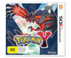 Nintendo 3DS Pokémon Y Game 1
