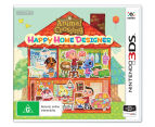 Nintendo 3DS Animal Crossing: Happy Home Designer Game 1