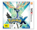 Nintendo 3DS Pokémon X Game 1