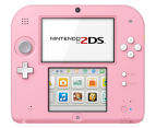 Nintendo 2DS Game Console + Mario Kart 7 (Download Code) - Pink/White 2