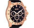 Hugo Boss Men's 44mm Chronograph Watch - Black 2