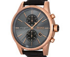Hugo Boss Men's 42mm Chronograph Watch - Brown 3