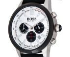 Hugo Boss Men's 44mm Racing Chronograph Watch - Black 3