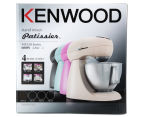Kenwood MX325 Patissier Stand Mixer - Brown 6