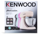 Kenwood MX323 Patissier Stand Mixer - Teal 6