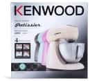 Kenwood MX323 Patissier Stand Mixer - Teal 6