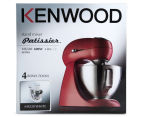 Kenwood MX320 Patissier Stand Mixer - White 6