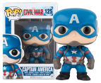 POP! Marvel Captain America: Civil War Vinyl Bobble Head 1