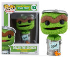 POP! Sesame Street Oscar the Grouch Vinyl Figure 1