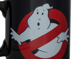 Ghostbusters Logo Coffee Mug - Black 4