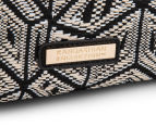 Kardashian Kollection Girl & Sea Duffel Bag - Black/Diamond 4