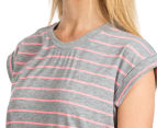 Mossimo Women's Hollie Tee - Pink 6