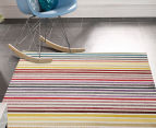 Antares 230x160cm Bohemian Rug - Pastel Stripe 2
