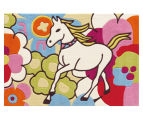 Asiatic Hand Tufted 160x110cm Magic Unicorn Rug - Multi 2
