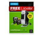 Dymo Plug & Play Label Manager Value Pack 1