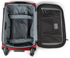 Antler Helix 4W 56cm Cabin Rollercase - Red 5