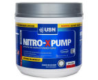USN Nitro-X Pump Extreme Pre-Workout Exotic Berry 600g 1