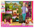 Barbie Farm Vet Doll & Playset 1