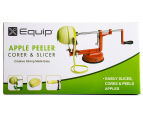 Equip Apple Peeler, Corer & Slicer - Green 6