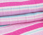 Big Softies Muslin Wraps 3-Pack - Pink 4