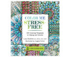 Color Me Stress-Free Book 1