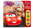 Disney Cars Mater's Surprise Play-A-Sound Book 1