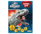 Jurassic World Press-Out Model Box 1