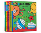 Mr Men One-A-Day Collection Box Set 1