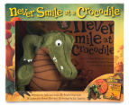 Never Smile At a Crocodile Boxed Book Set w/ Audio CD & Plush Toy 2