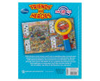 Disney Friends & Heroes Extreme Look And Find Book 3