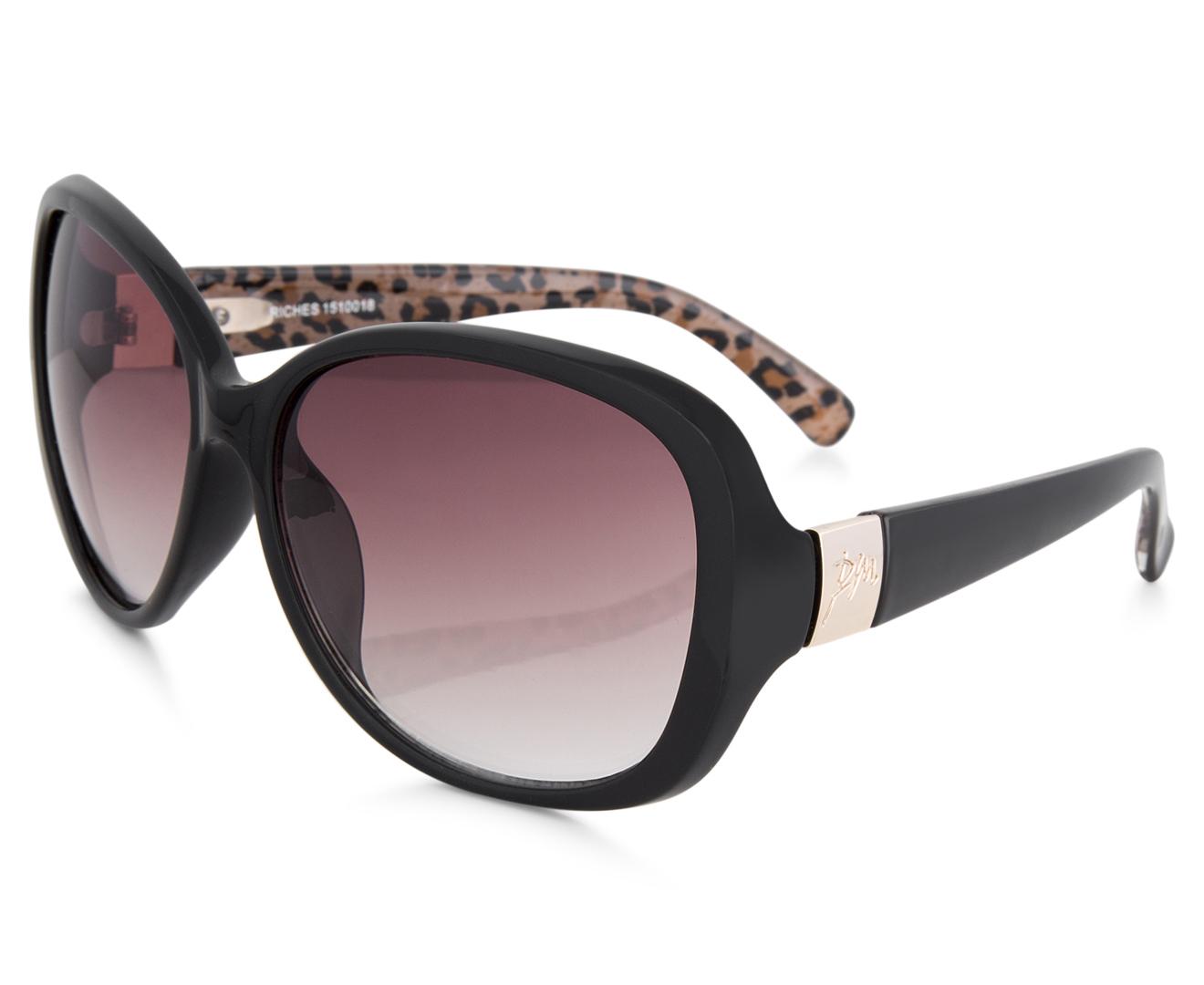 morrissey s riches sunglasses black brown ebay