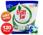 Fairy All in 1 Professional Dishwashing Caps 120pk 1
