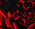 Star Wars 60x120cm Darth Vader Force Towel - Red/Black 2