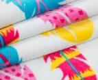 Cosi Kids' 75 x 150cm Bath Towel - Tickle Me Pink 3