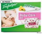 Trafalgar 20-Piece Baby Care Kit - Pink 1