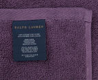 Ralph Lauren 76x147cm Palmer Bath Towel - Evening Amethyst 2