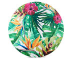 Cooper & Co. 80cm Round Canvas Wall Art - Tropical 1