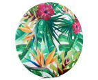 Cooper & Co. 80cm Round Canvas Wall Art - Tropical 2