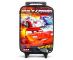 Cars Kids' 50cm Soft Shell Rolling Luggage - Red 1
