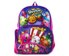 Shopkins Kids' Backpack - Purple 1