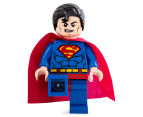 LEGO® Superman LED Lite Torch - Blue/Red 4