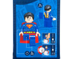 LEGO® Superman LED Lite Torch - Blue/Red 6